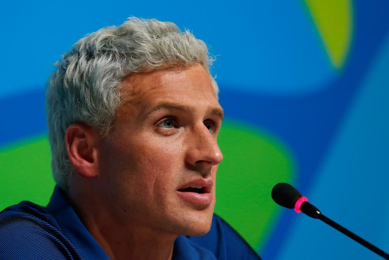 Questions Raised About Brazilian Police's Retelling Of Ryan Lochte Robbery