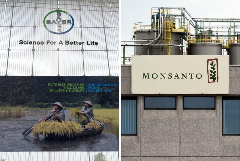 Bayer Confirms $66 Billion Acquisition Of Monsanto
