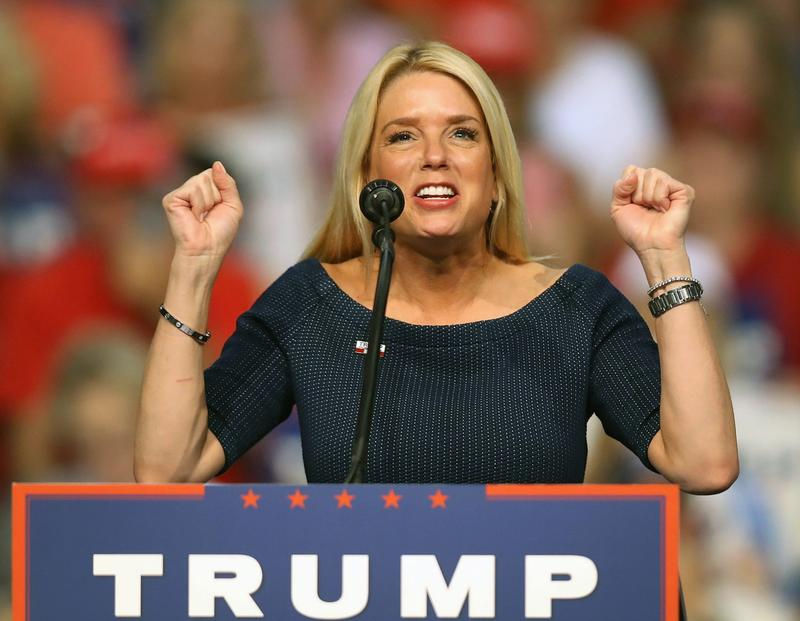 Donald Trump Faces Criticism Over Campaign Contributions To Florida AG
