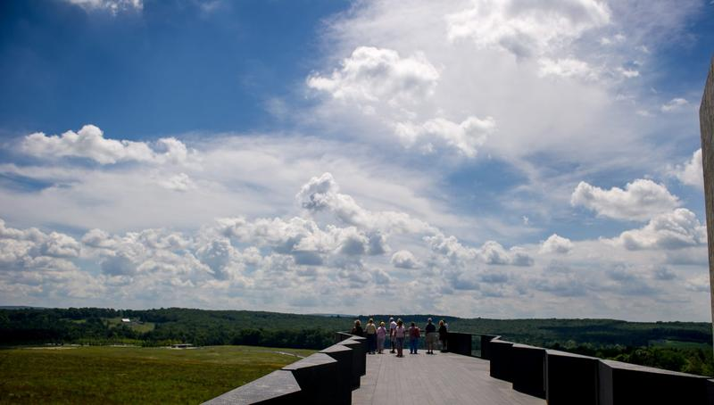 In Shanksville, Pennsylvania, A 9/11 Memorial Offers Solace And Peace