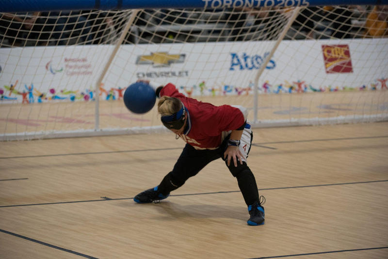 A Sport For The Blind: U.S. Women's Team To Defend Its Goalball Title In Rio