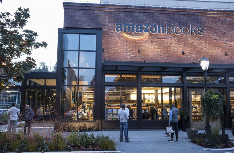 Chicago's Indie Booksellers Blast Plans For New Amazon Store