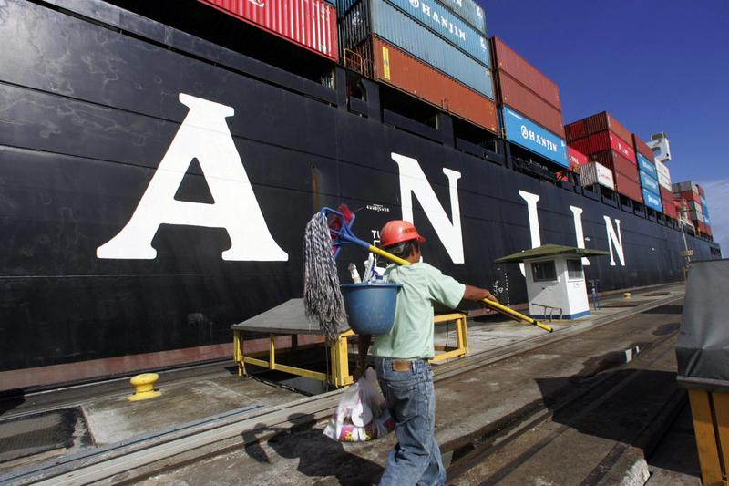 South Korea's Hanjin Files For Bankruptcy, Leaving American Shippers In The Lurch