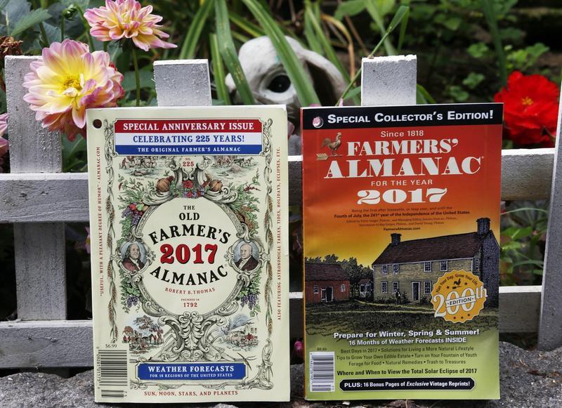 Old Farmer's Almanac Celebrates 225 Years Of Publication