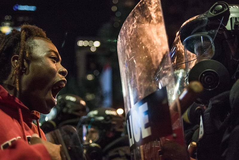 Long Before Protests, Racial Inequality Simmered In Charlotte
