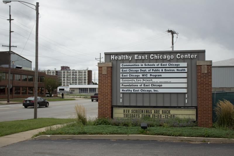 The City of East Chicago offers free blood lead test to all residents.