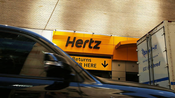 Car Rental Manhattan >> Kathryn Marinello Takes The Wheel At Hertz Wcai