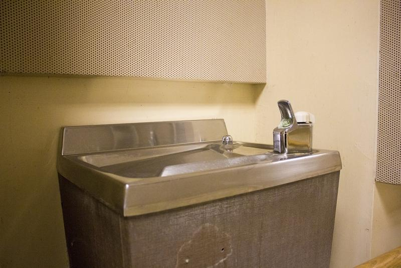 The Indiana Finance Authority will offer free lead testing for water in public schools. (Peter Balonon-Rosen/IPB News)