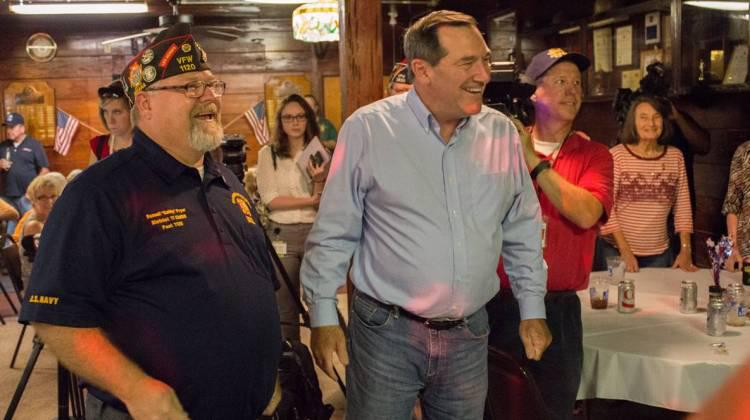 Donnelly has made veterans issues a cornerstone of his first Senate term.