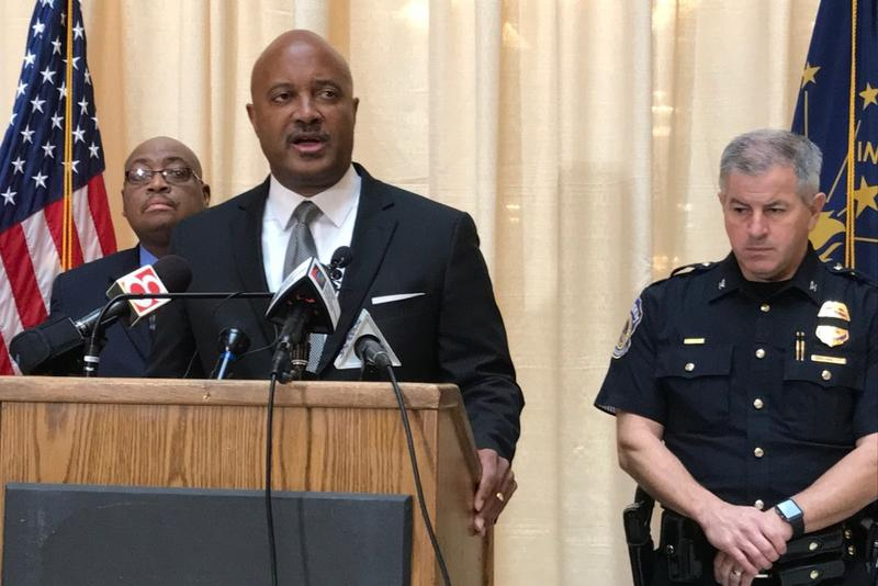 Indiana Attorney General Curtis Hill says CBD oil use is illegal for most Hoosiers. (Brandon Smith/IPB News)