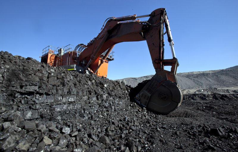 The Bear Run coal mine near Dugger, IN (Photo courtesy of Peabody Energy)