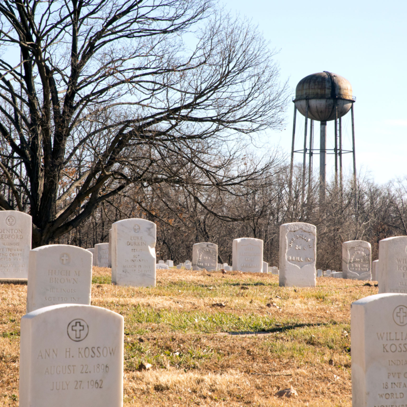 The Illinois Veterans' Home in downstate Quincy provides care for nearly 400 veterans and a final resting place for those who served in the nation's armed forces, dating back to the Civil War. Between August 2015 and last October, bacteria-tainted water h