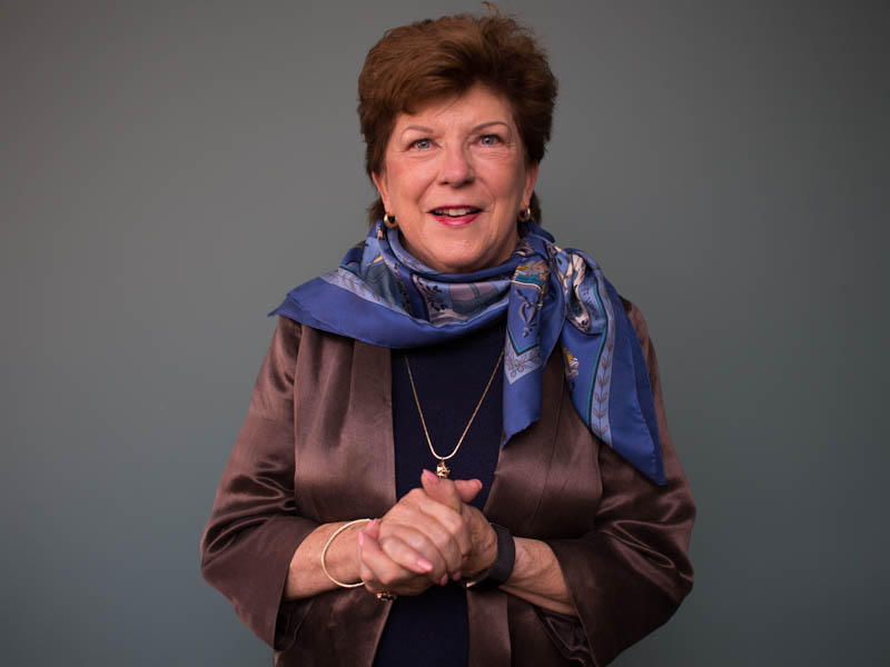 Candidate for California governor Delaine Eastin.