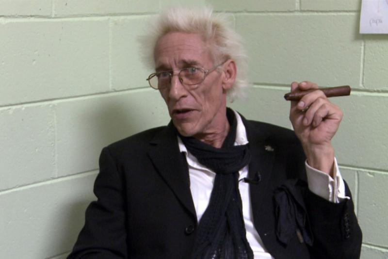 First Church of Cannabis leader Bill Levin (Harry Wagner/WFIU-WTIU)