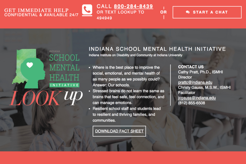 (Screenshot of LookUpIndiana.org)