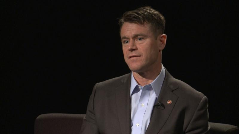 "In a statement, Sen. Todd Young (R-Ind.) says ""America can be a nation of laws while still being a nation of compassion."" (WTIU)"