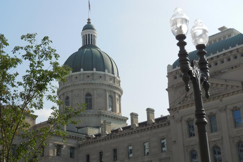 A Texas federal judge's ruling could mean Indiana will get back nearly $100 million dollars from the federal government. (Lauren Chapman/IPB News)