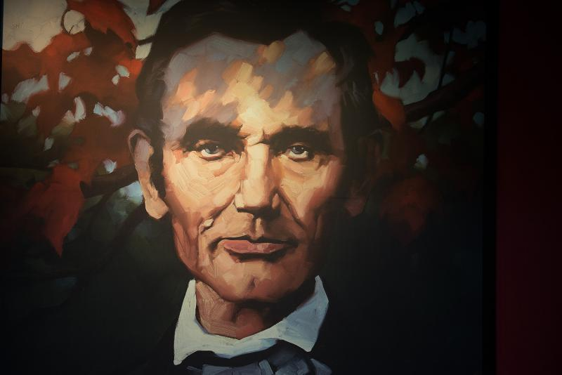 Abraham Lincoln's Legacy Looms Large In This Illinois City