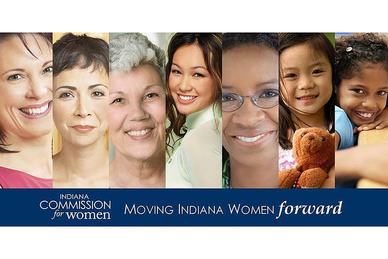 Research presented by the Indiana Commission for Women says Hoosiers are ready for a government program that ensures all workers have access to paid family and medical leave. (Courtesy of Indiana Commission for Women)