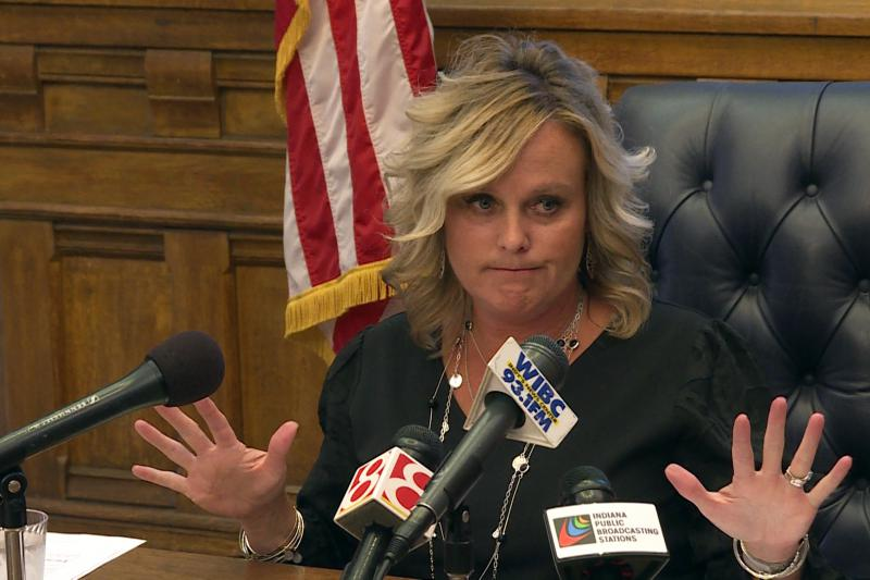 State Superintedent Jennifer McCormick announced she will not seek re-election in 2020. (Jeanie Lindsay/IPB News)