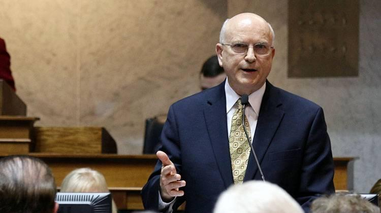 Sen. Dennis Kruse (R-Auburn)