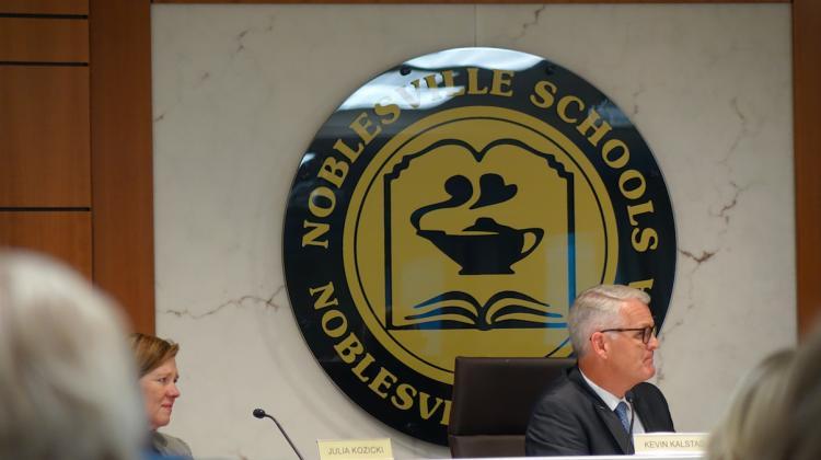 The Noblesville Schools Board