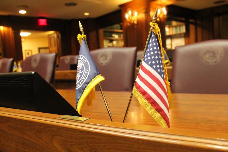 The Indiana House Chamber. (Lauren Chapman/IPB News)