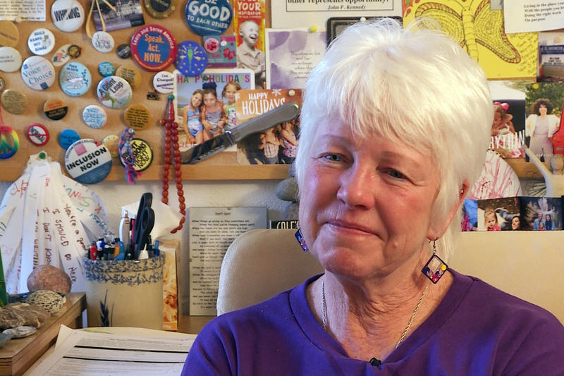 Sandi Cole co-authored the study and is director of the Center on Education and Lifelong Learning. (Jeanie Lindsay/IPB News)