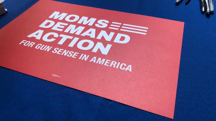 Moms Demand Action has a branch in every state, and was merged with Everytown for Gun Safety, founded after the school shooting in Newtown, Connecticut.