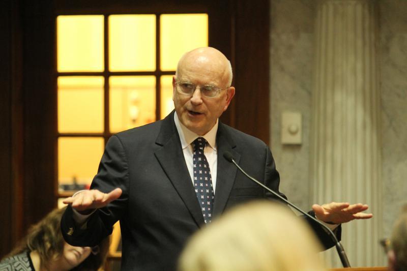 Sen. Dennis Kruse (Lauren Chapman/IPB News)