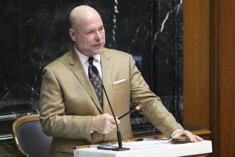 House Speaker Brian Bosma (R-Indianapolis)  (Lauren Chapman/IPB News)