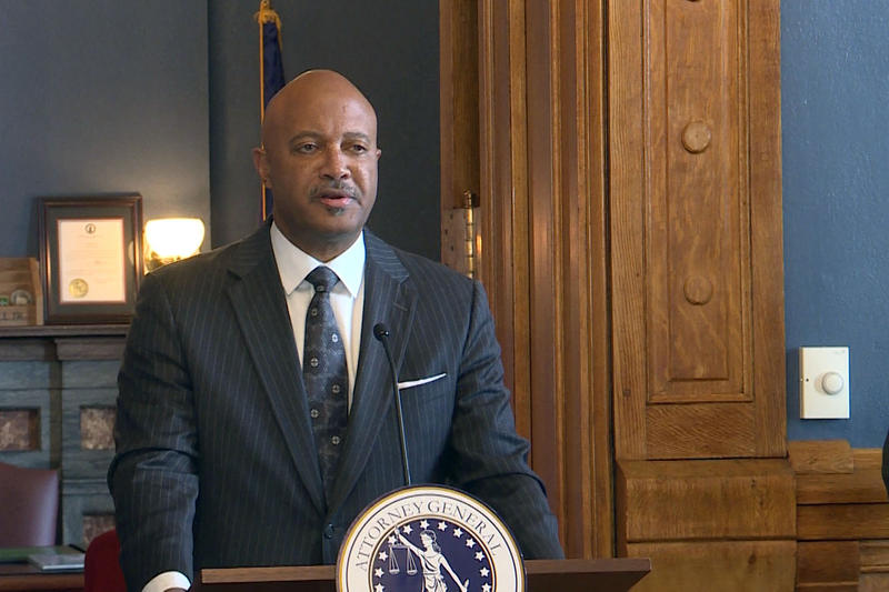 Attorney General Curtis Hill (Lauren Chapman/IPB News)