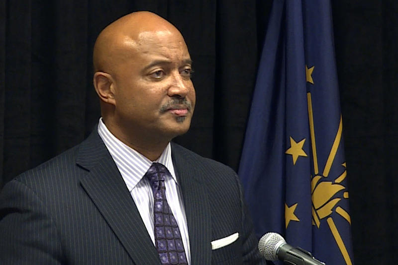 Attorney General Curtis Hill (WFIU/WTIU)
