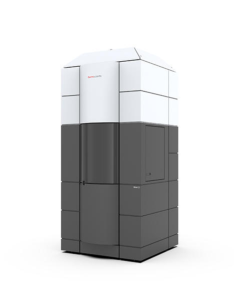 The Thermo Scientific Krios G3i Cryo Transmission Electron Microscope. The microscope will be housed on Purdue's campus in the CryoEM facility at the Wayne T. and Mary T. Hockmeyer Hall of Structural Biology. (Photo courtesy of Thermo Fisher Scientific)