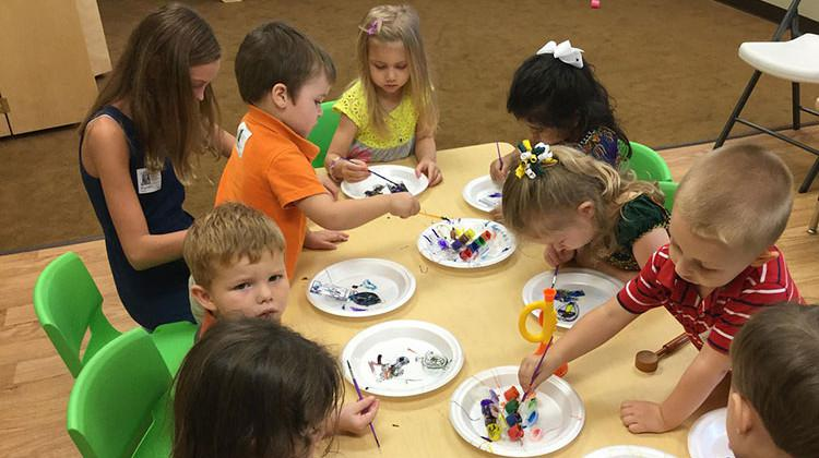 Enrollment is open for the state-funded preschool program aimed at low-income families. For the first time seats are available in all 92 counties as part of On My Way Pre-K.