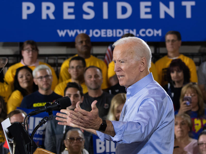 Former Vice President Joe Biden has heavily courted union votes, but a powerful labor union in his campaign's home base of Philadelphia, crucial in a general election, is feeling snubbed.