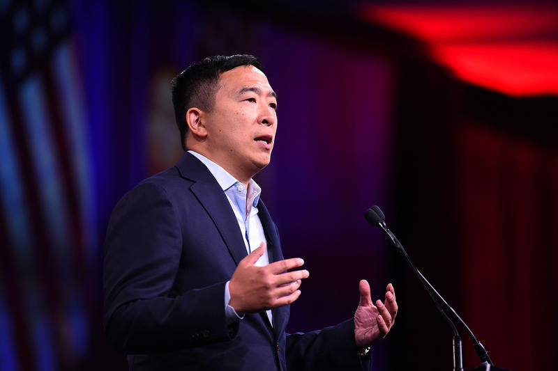 Andrew Yang's 2020 Platform: Fighting Economic Doom, Climate Change And More