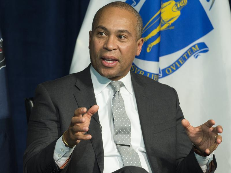 Former Massachusetts Gov. Deval Patrick has announced that he is entering the 2020 Democratic presidential primary race, just ahead of the Friday deadline to file for the New Hampshire primary.