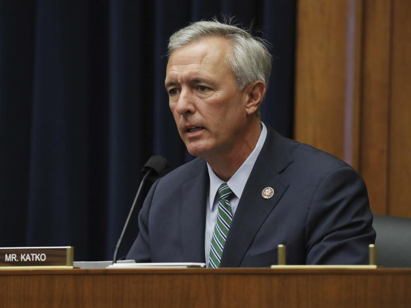 State-level Republican parties are blasting GOP members such as Rep. John Katko, R-N.Y., for voting in favor of impeaching President Trump on Wednesday.
