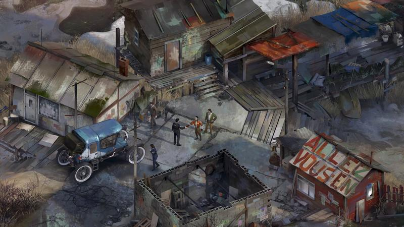 In <em>Disco Elysium</em>, outcomes of your interactions are based on <em>Dungeons & Dragons-</em>style dice rolls
