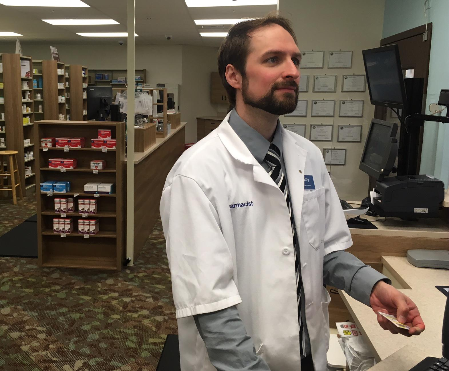 Convenience Or Compromise? More People Are Receiving Heathcare At  Pharmacies | Lakeshore Public Radio