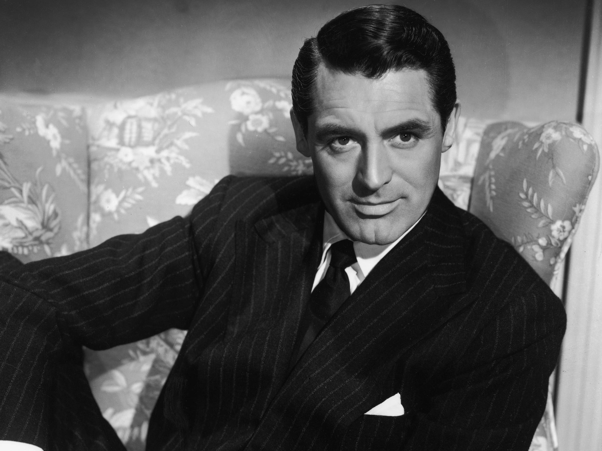 Becoming Cary Grant' Reveals The Self-Invention Of A Hollywood ...