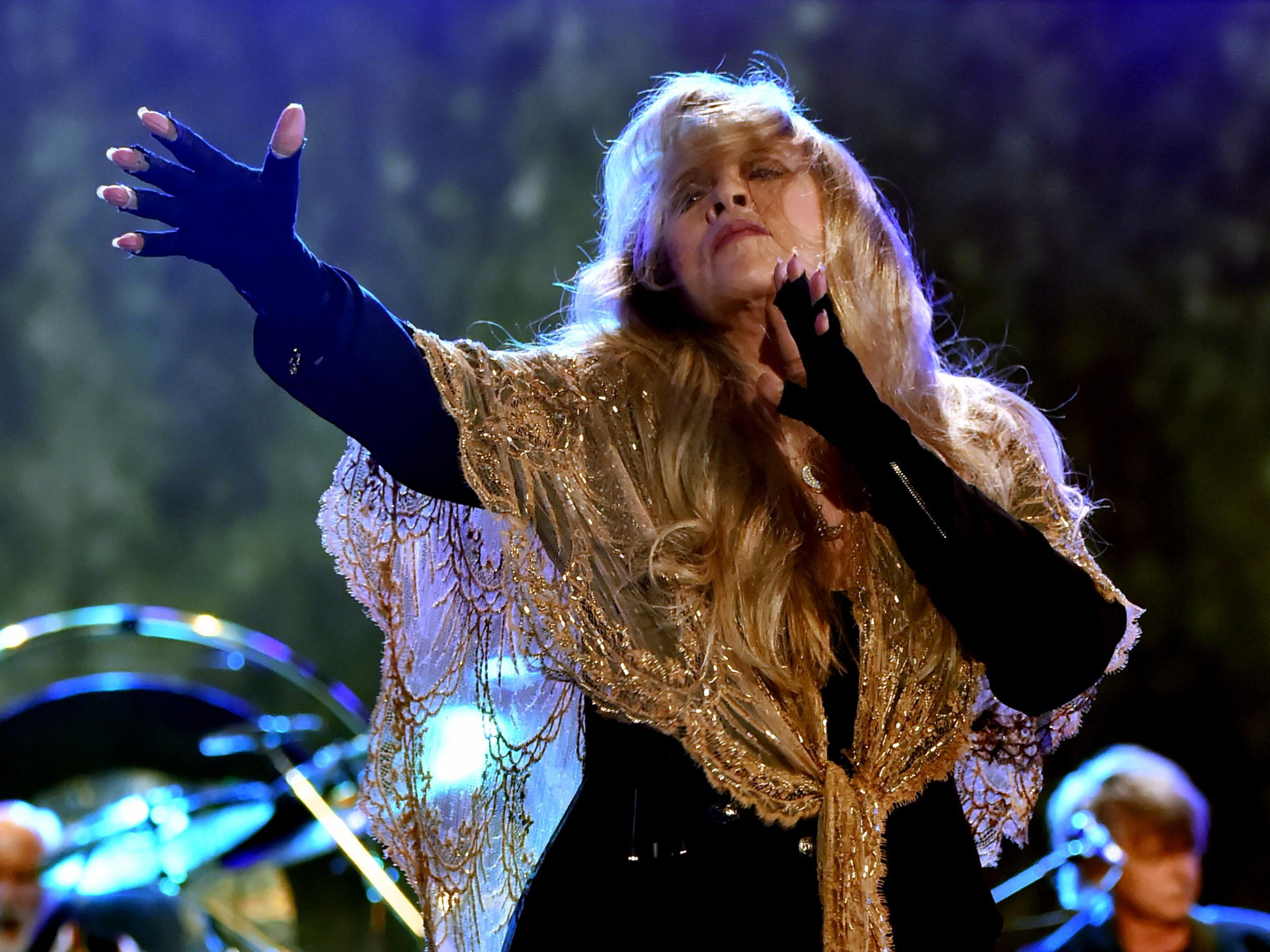 Stevie Nicks, The Cure Among 15 Acts Nominated For Rock & Roll Hall
