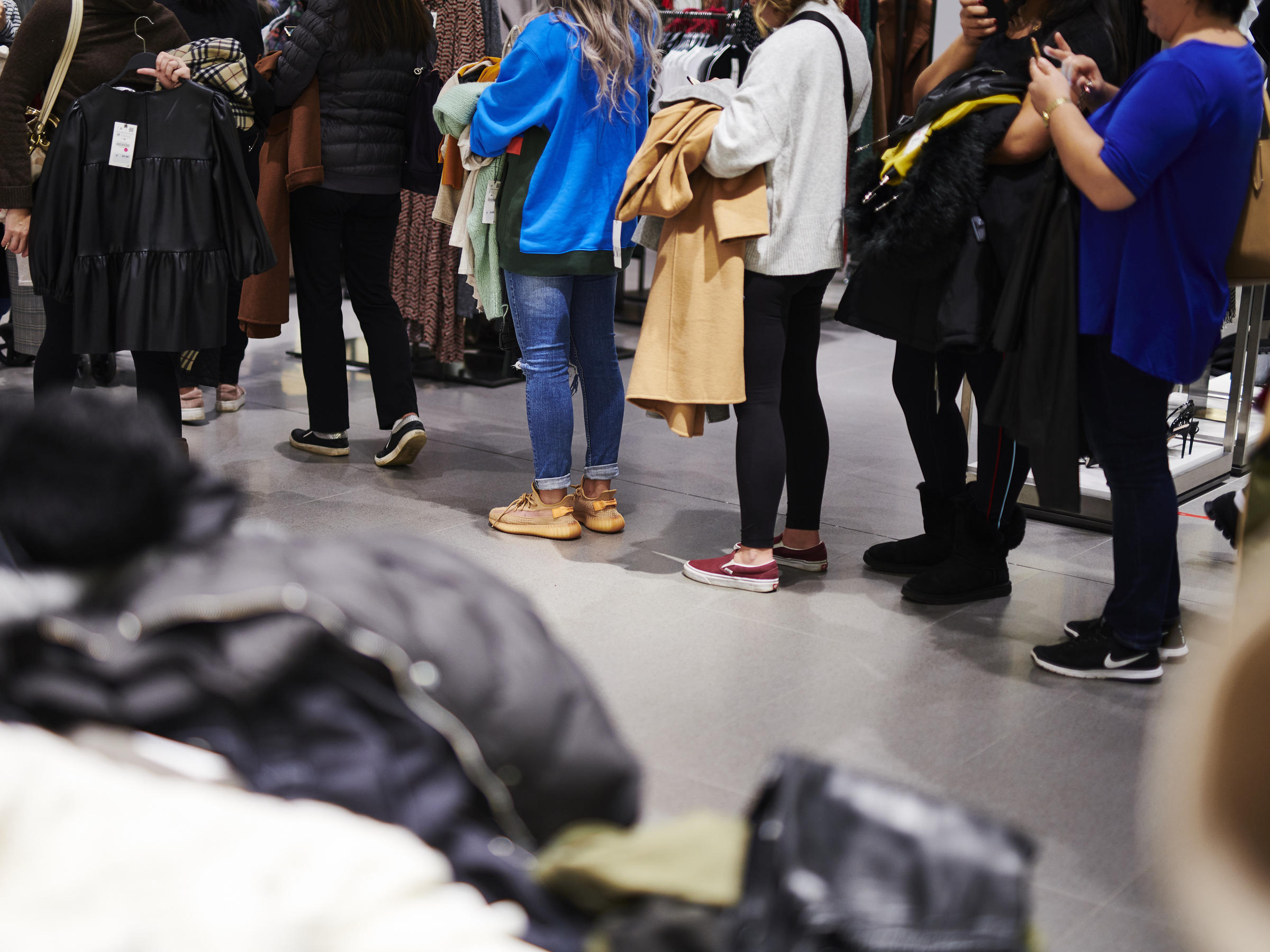 Doorbusters Busted Shoppers Rethink Black Friday Wjct News