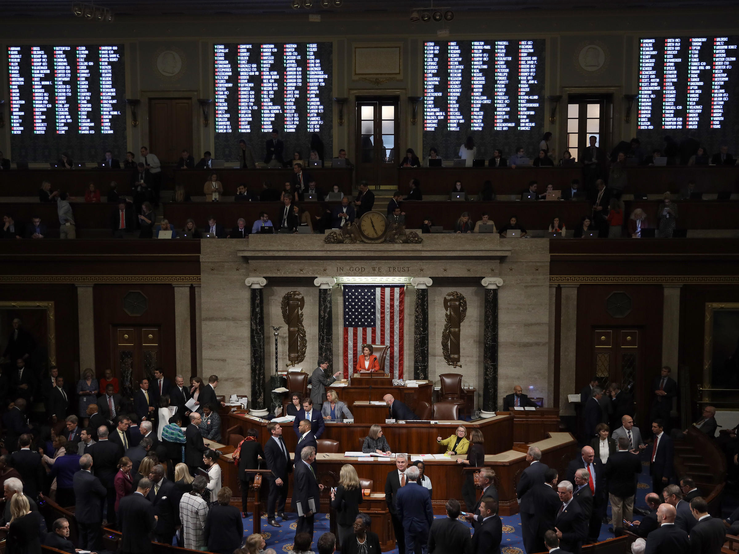 White Christmas 2020 Act 1 Ypt House To Debate And Vote On Articles Of Impeachment | WVIK