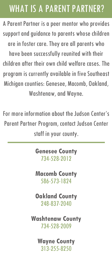 A guide for parents involved in Michigan's child welfare system