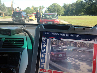 License Plate Scanners Raise Privacy Concerns, But Do They