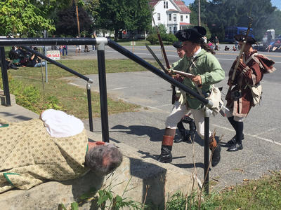With Reenactment, Westminster Stakes Its Claim In