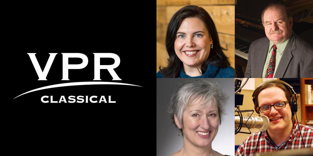 VPR Classical   Vermont Public Radio