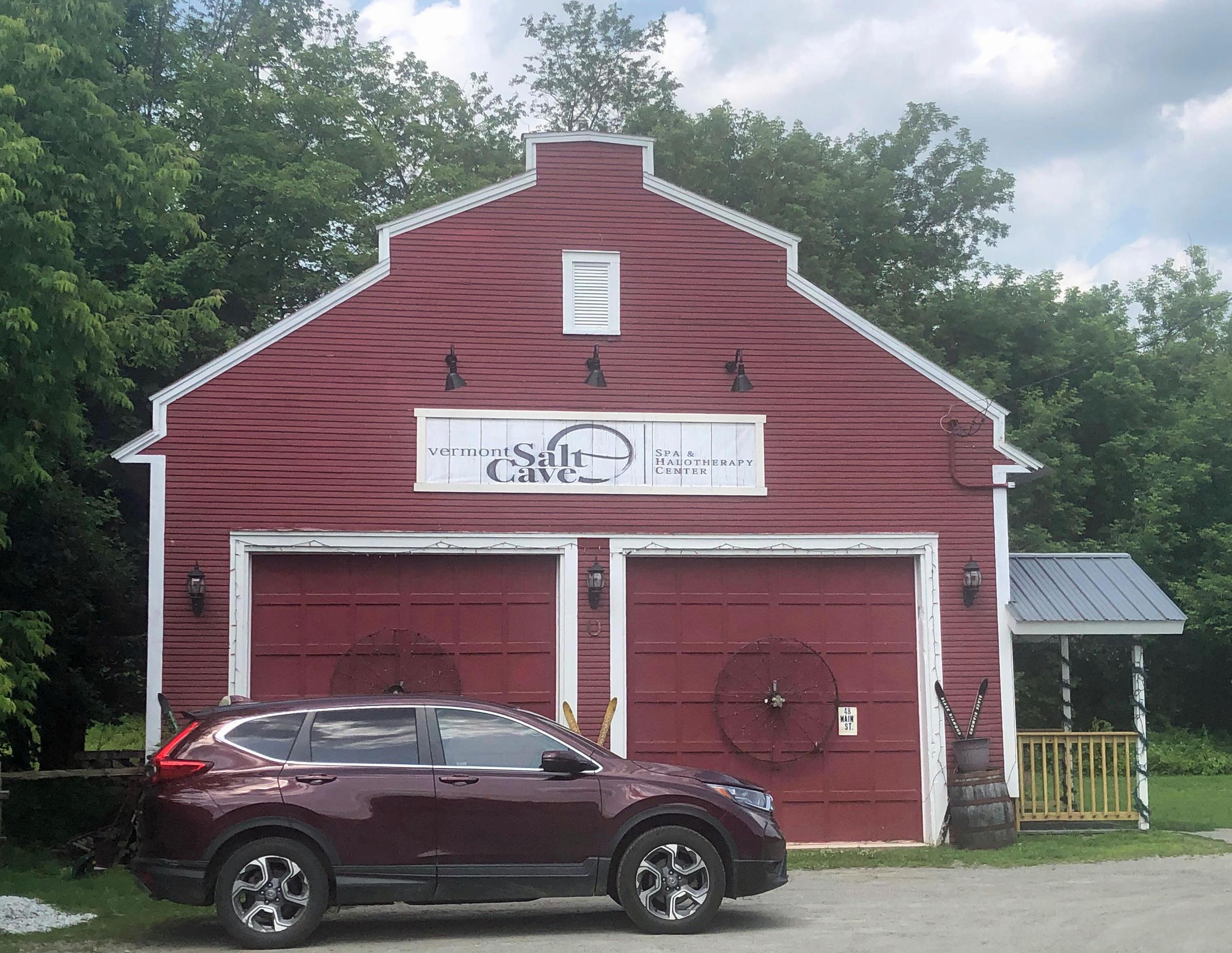 Alternative Therapy Hub Crystallizes Around Montgomery Center Salt